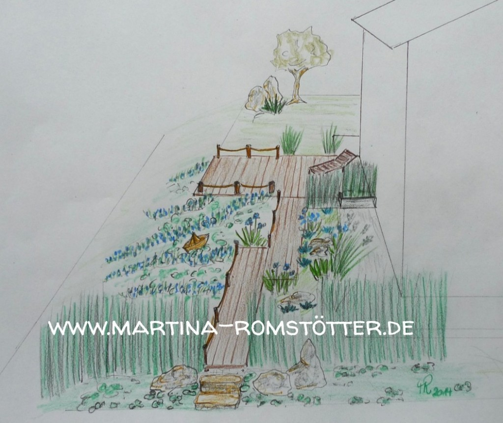 Gartendesign Urlaubsfeeling