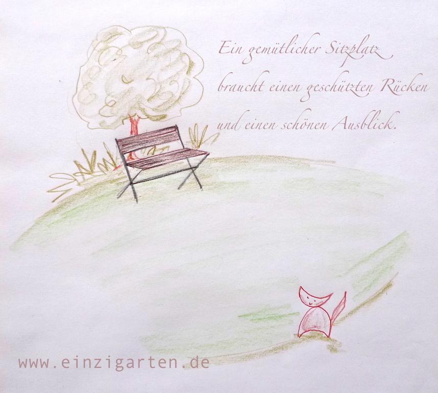 Sitzplatz_Garten_Gestaltungsregeln_einzigarten