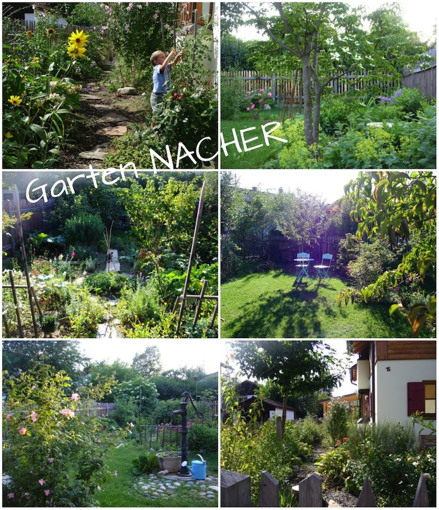 Garten nacher